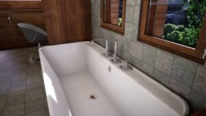 Chalet bath